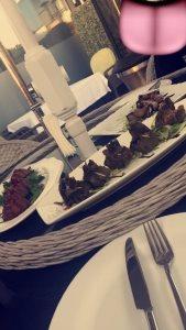 Armani Restaurant in Riyadh