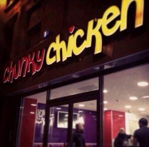 Chunky Chicken - Monsyah in Riyadh