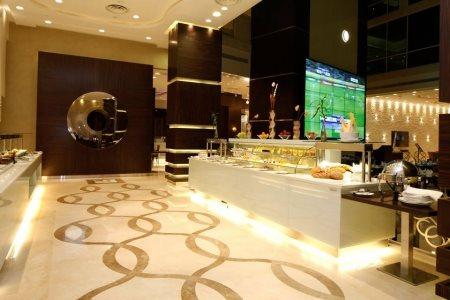 Oasis Restaurant in Riyadh