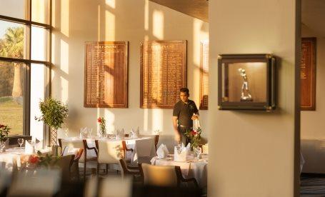 Golf Club Restaurant in Riyadh