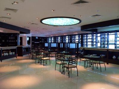 Cafe Ceramique in Riyadh