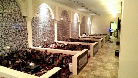 Prestige Café in Riyadh