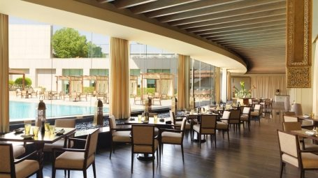 The Grill Restaurant & Terrace.. in Riyadh