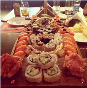 Sushi Yoshi -  Al Olaya in Riyadh