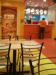 Lucky Hand in Riyadh