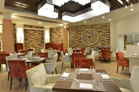 The Ranch TexMex Restaurant in Dammam