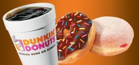 Dunkin' Dounts - Al-Glwiyah in Dammam